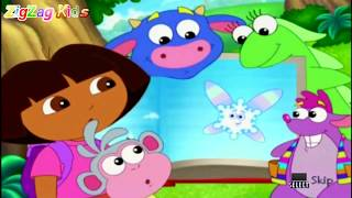 Dora a Exploradora | Dora Saves the Snow Princess | FULL MOVIE GAME | ZigZag Kids HD