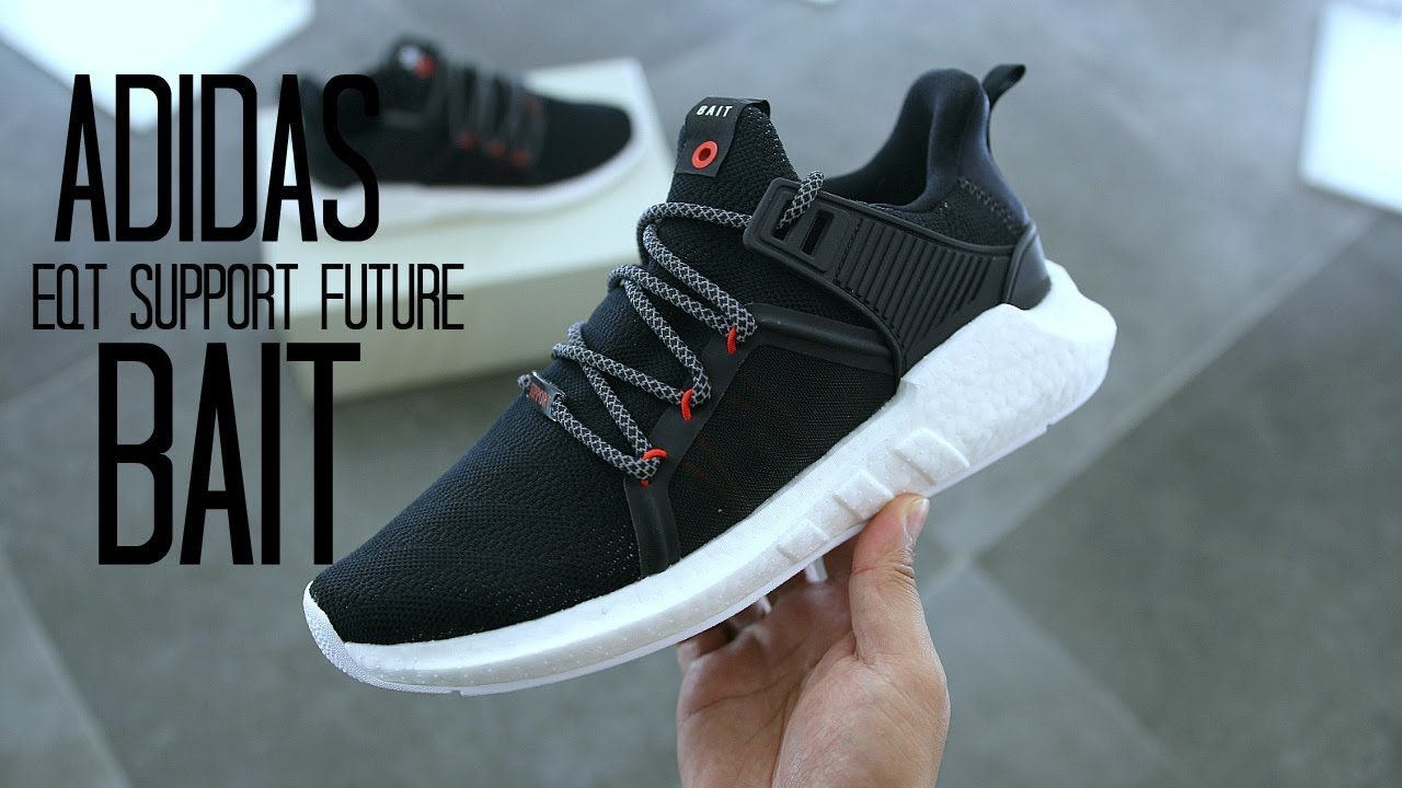 online retailer 9a206 b691c Adidas EQT Support Future BAIT Review