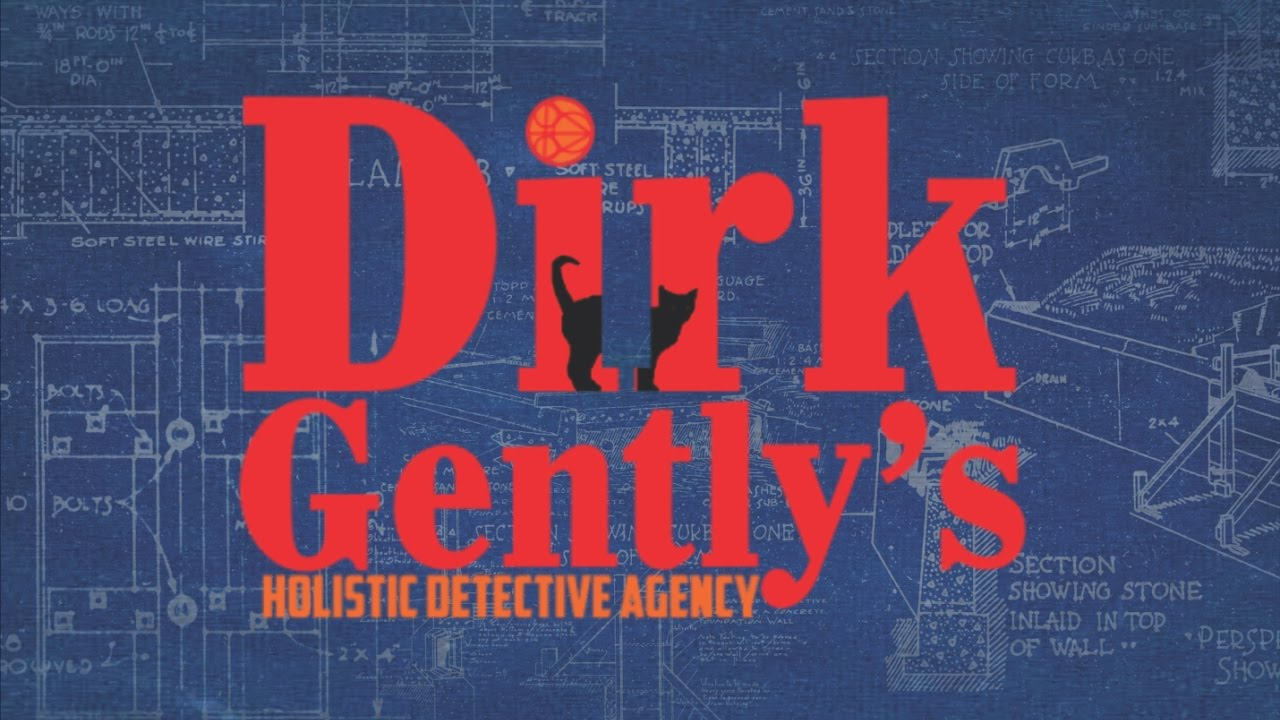 Dirk Gently S Holistic Detective Agency Dirkgently