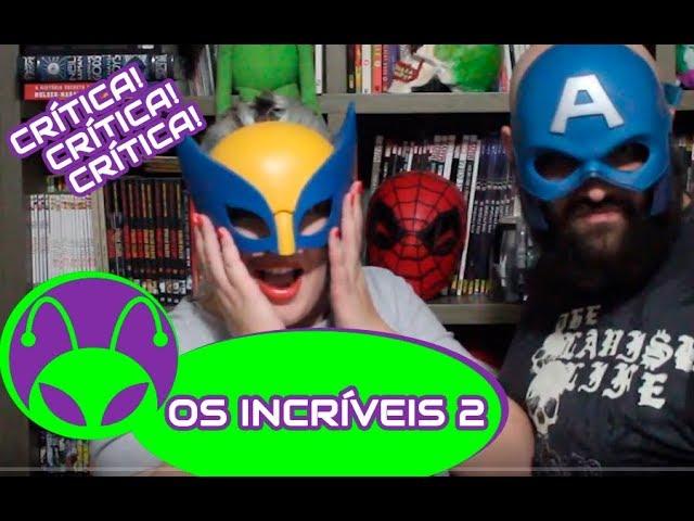 Freakritica | Os Incríveis 2 - Será que é o melhor do que o primeiro?