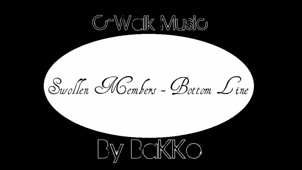 Swollen Members - Bottom Line [C-Walk Music]