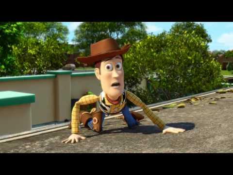 TOY STORY 3 clip Bathroom Escape - On Disney DVD & Blu-Ray