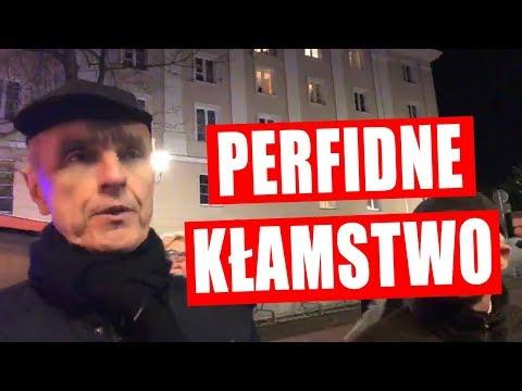 Bogdan Klich KŁAMIE W ŻYWE OCZY! Insynuuje prowokacje Policji pod Senatem!