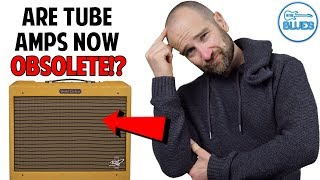 Is there ANY reason for Tube Amps to Still Exist!? - 5 Quick Questions #1
