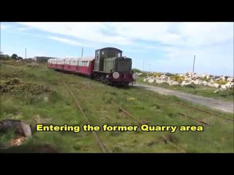 Alderney Railway Trackside 2016   Braye Road to Mannez Quarry