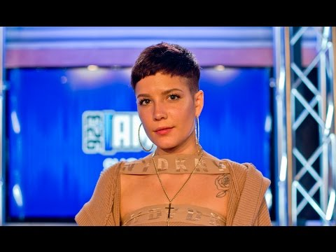 Halsey on Working With The Weeknd On Eyes Closed