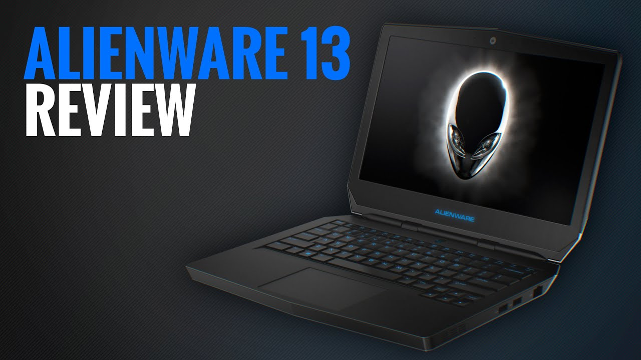 Alienware 13 R2 Drivers (2019)