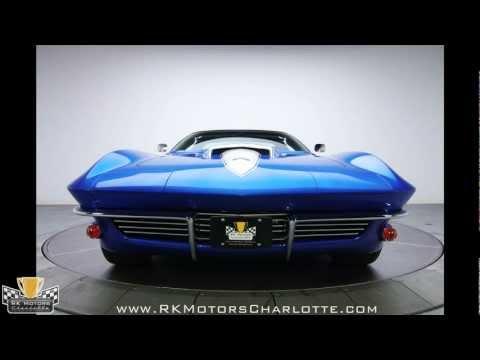 132373 / 2003 Chevrolet Corvette Sting Ray