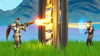 HOW TO BUGAR THE FORTNITE OF ALL SHAPES!