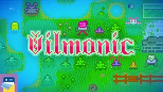 Vilmonic: iOS / Android Gameplay Walkthrough Part 1 (by Mark Stramaglia / bludgeonsoft)