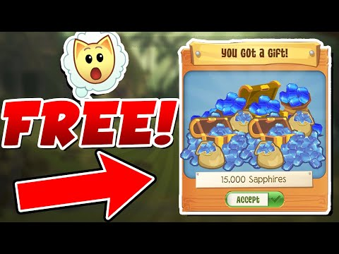 *NEW* HOW TO GET FREE SAPPHIRES ON ANIMAL JAM PLAY WILD (2021)