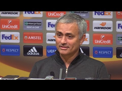 Jose Mourinho Full Pre-Match Press Conference - Chelsea v Manchester United