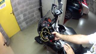 BMW F800GS Horn: Sound check stock vs. Stebel Magnum Horn