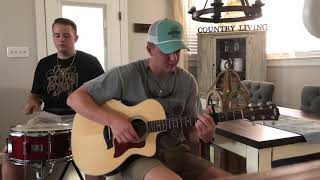"""She got the best of me"" by Luke Combs (Spencer Etheridge and Spencer Howell cover)"