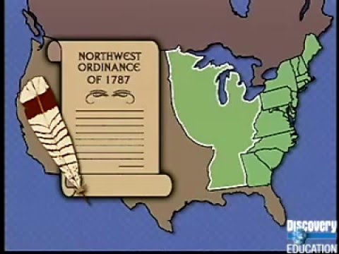 To the Mississippi: Westward Expansion and the Northwest Ordinance 1787