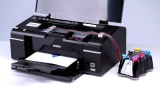 Обзор принтера Epson Artisan 50