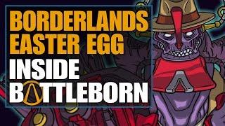 Borderlands 3 Easter Egg inside Battleborn