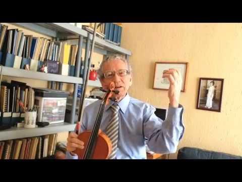 ¿Por que Escuela de la Biomotricidad? Tecnicas violin. ViolinOrbit