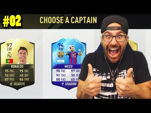 THIS SQUAD ANNIHILATED THE DRAFT! DRAFT TO FUT CHAMPIONS - FIFA 17 ULTIMATE TEAM