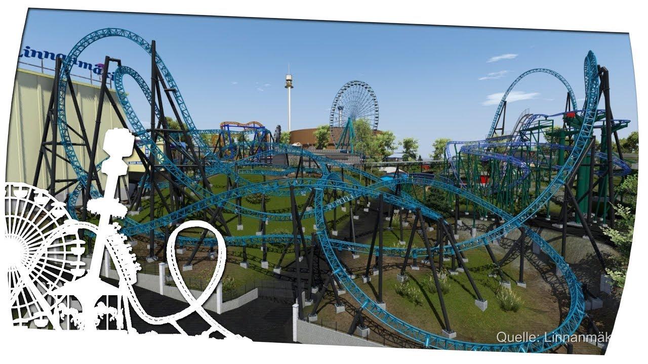 Phantasialand Park Karte.Phantasialand App Neuer Intamin Multi Launch Coaster Linnanmäki Theme Park News 161