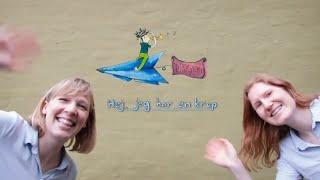 Musikflyveren - Hej, jeg har en krop (Musikvideo) - bevægelsessang