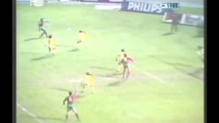 Portugalia - Romania 2 - 3 (amical, Lisabona, 30.01.1985)