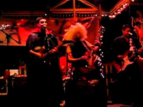 "Clip of Diesel Fitter cover ""Suffragette City"" - The Rainbow Bistro - Oct.30,2004"