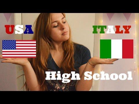 Italian High Schools