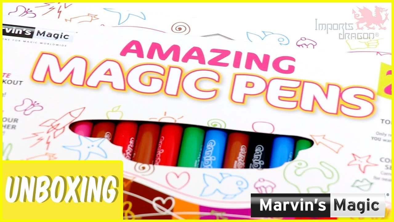 Marvin's Magic - Imports Dragon