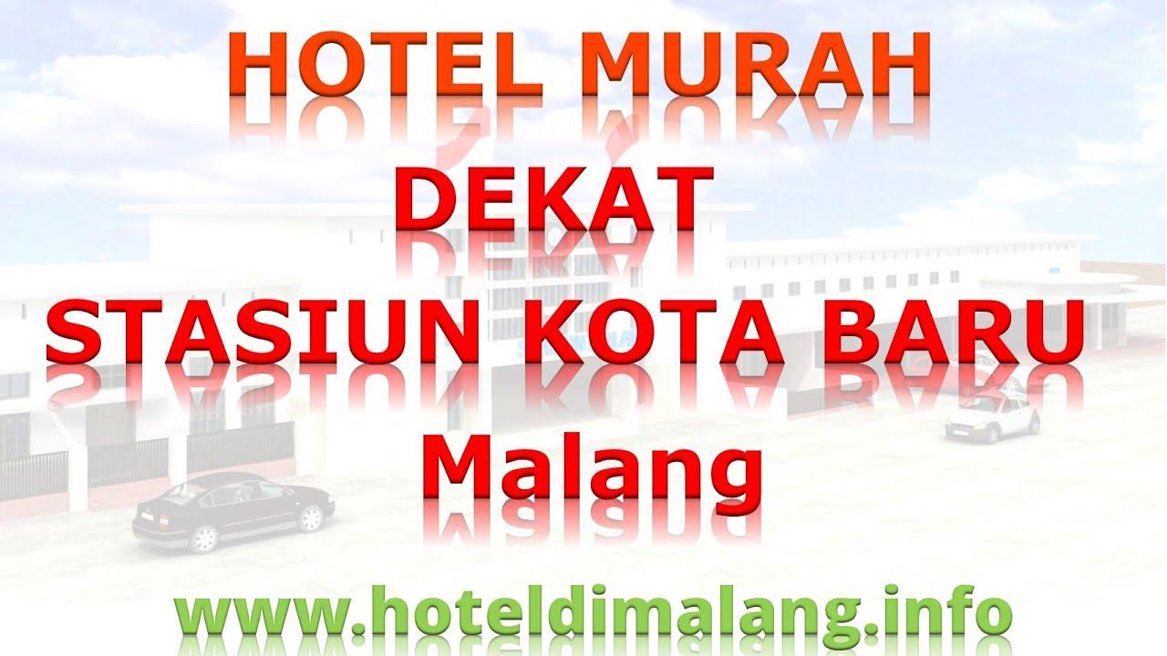 INILOH 3 Hotel Penginapan TERMURAH Didekat Stasiun Kota Baru Malang