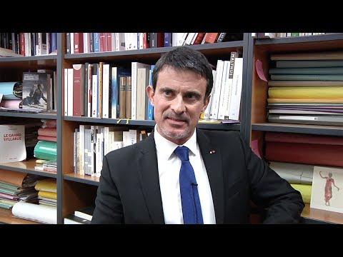 Manuel Valls, la crise de la gauche en Europe