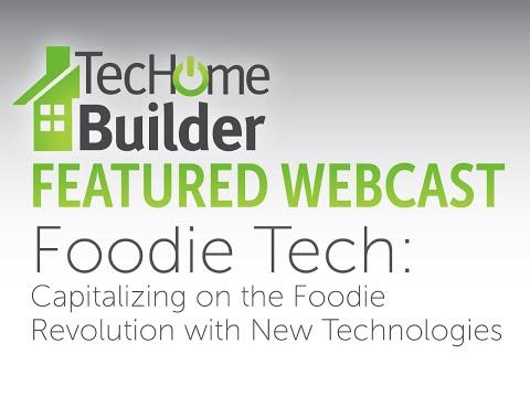 WEBCAST: Foodie Tech