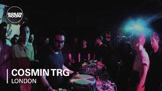 Cosmin TRG Boiler Room DJ Set