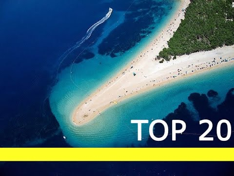 Top 20 best beaches in Croatia - Central Dalmatia - Part 2
