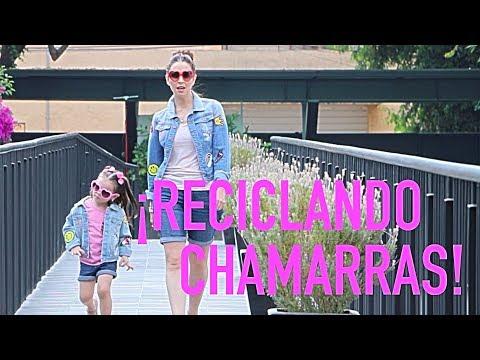 Reciclando Chamarras | Mamá en la Torre | Capítulo 47 | Andrea Torre