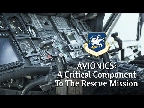Avionics Technician: SSgt Sanders