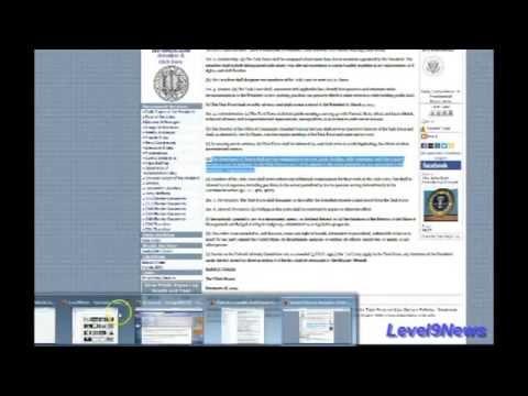 "JADE HELM: ""MASTERING THE HUMAN DOMAIN""-1033 Program & Exec Order 13684"