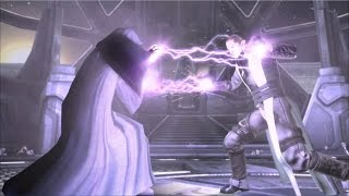 Light Side Ending of Star Wars The Force Unleashed Ultimate Sith Edition