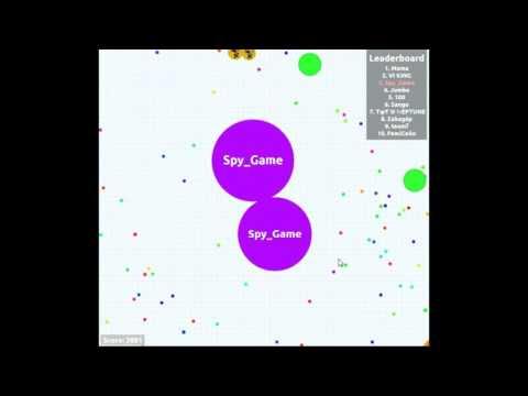 Agar.io - New Score Top Position