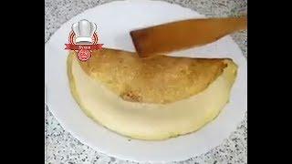 Быстрый завтрак французский омлет