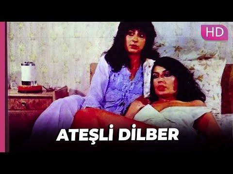 Ateşli Dilber | Türk Dram Filmi