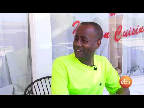 Life In America Interview With Sheriff Belay Degefa In Dallas Texas