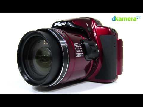 nikon coolpix p500 manual focus