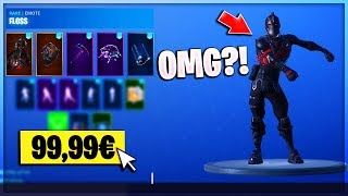 I have a FORTNITE COMPTE at 99.99 and I got THIS SKIN... 😱