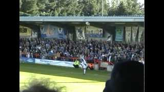 AFC Wimbledon- AFC Wimbledon v St Albans, Blue Square South Champions, Part 2