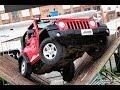 Jeep al Parque 2013 - Exhibición 4X4 de los modelos Wrangler en Colombia