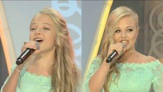 Анастасия и Виктория Петрик (Anastasia & Victoria Petrik), Река-печаль, ДНВ-2014, TV
