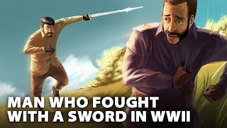 I Am Mad Jack - The Sword Wielding WW2 Mad Man Soldier