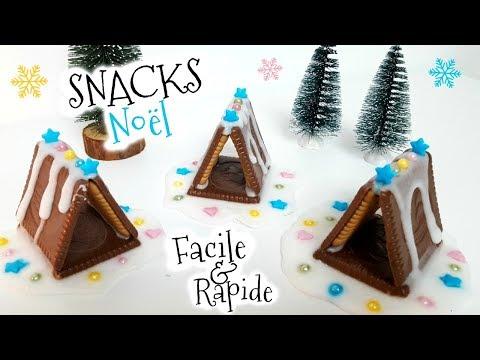 recettes-snacks-de-noËl-sucrÉs-facile-et-rapide