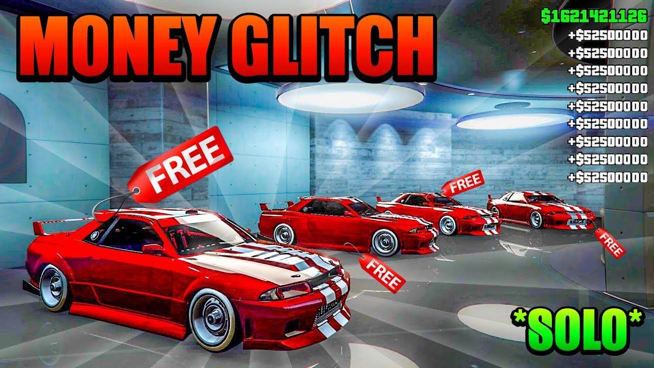 GLITCH GTA 5 ONLINE PS4 - YouTube